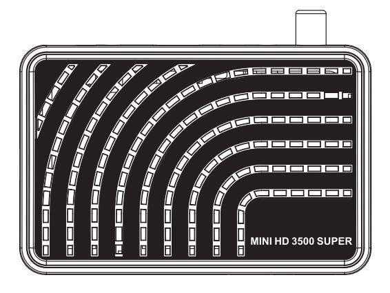 جديد SAMSAT MINI HD 3500 SUPER ليوم 25.01.2017